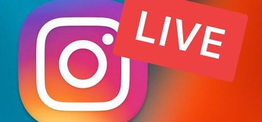 Live do instagram
